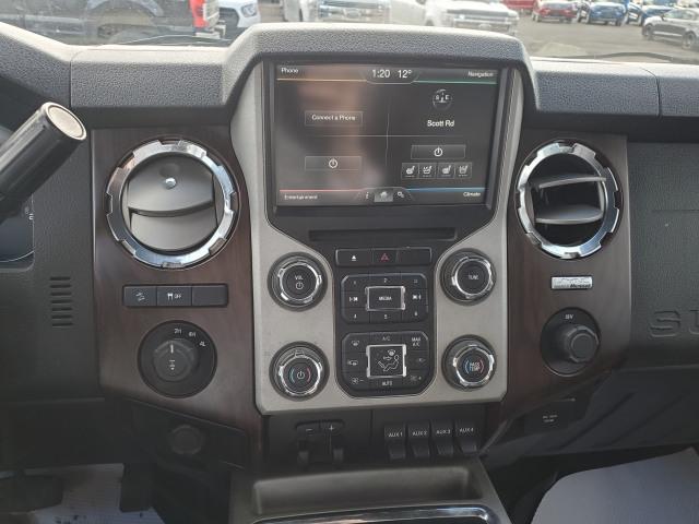 2014 Ford SUPER DUTY F-350 SRW LARIAT