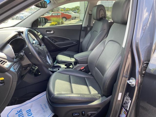 2017 Hyundai Santa Fe Sport Ultimate AWD