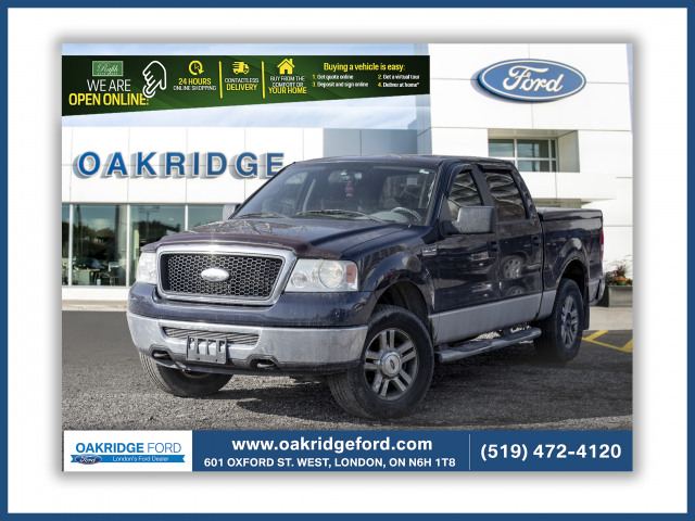 2006 Ford F-150 AS IS