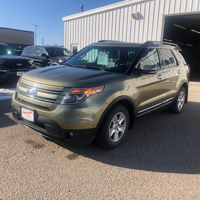 2012 FORD EXPLORER AWD LTD