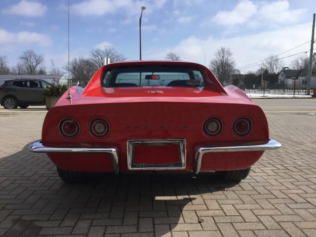 1970 Chevrolet Corvette Stingray
