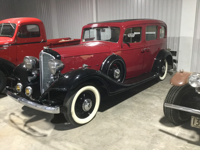 1933 Buick 60 Series