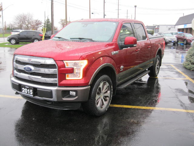 2015 Ford F- 150 KINGRANCH