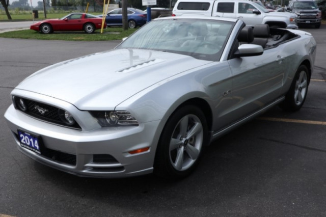 2014 Ford MUSTANG GT CONVERTABLE