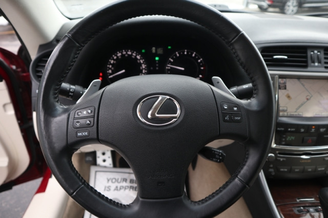 2010 Lexus IS 250C CON