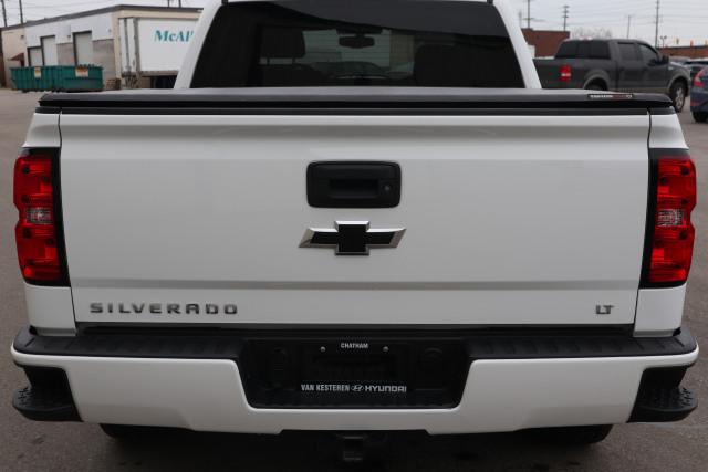 2017 Chev SILVERAD0 Z71