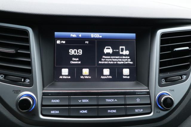 2018 Hyundai TUCSON PREM AWD