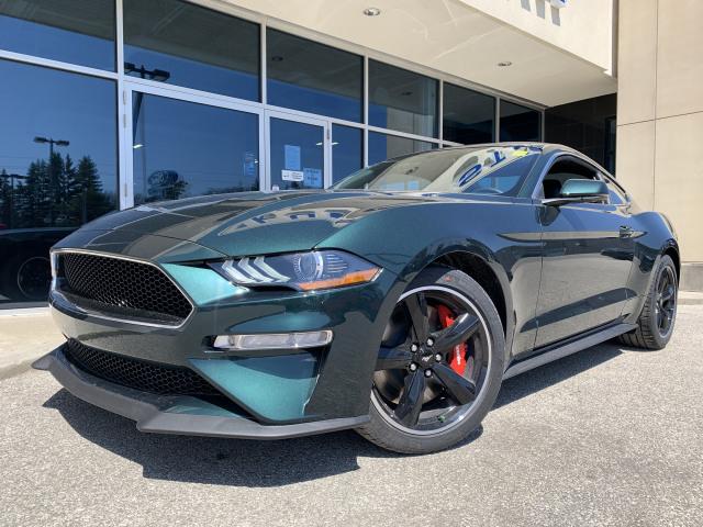 2020 Ford Mustang Bullitt Engine