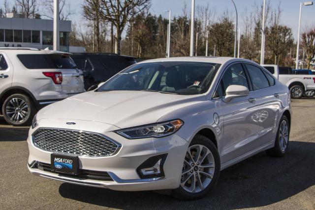 2020 Ford Fusion Plug-in Hybrid Titanium