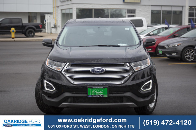 2016 Ford Edge SEL, SEL ONE OWNER  ACCIDENT FREE  NAV LEATHER