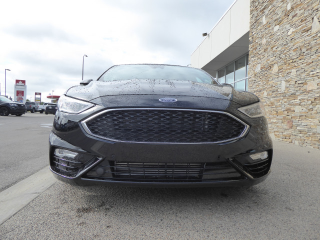 2018 Ford Fusion SPORT AWD W/ 2.7L ECOBOOST ENGINE