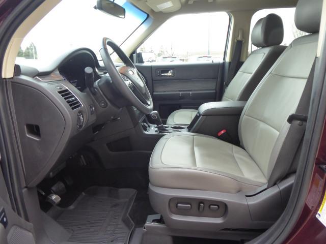 2019 Ford Flex SEL AWD W/ 3.5L V6 ENGINE
