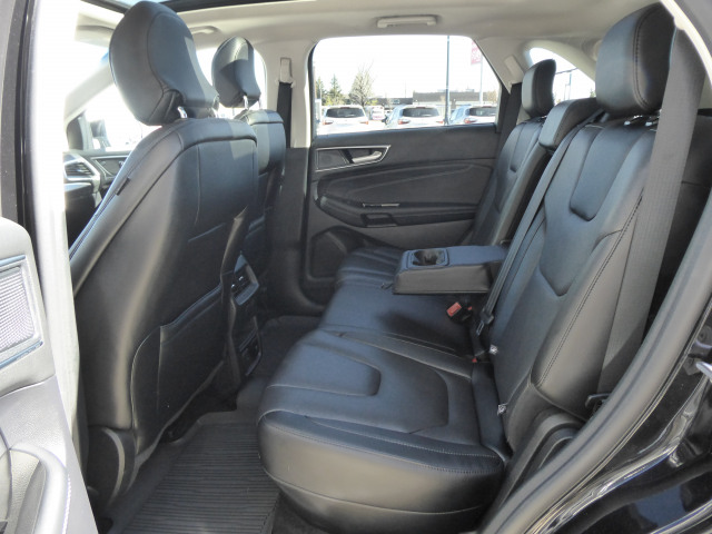 2019 Ford Edge TITANIUM AWD W/ 2.0L ECOBOOST ENGINE