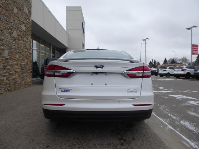 2019 Ford Fusion TITANIUM FWD W/ 2.0L HYBRID ENGINE