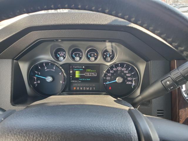 2016 Ford F250 Lariat
