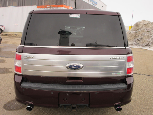 2011 Ford Flex Limited Ecoboost AWD