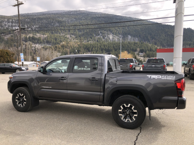 2018 Toyota Tacoma SR5/TRD/OFFROAD