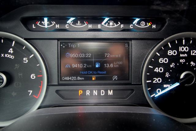 2018 Ford F150 5.0L XLT BASE W/ CONSOLE CREW CAB