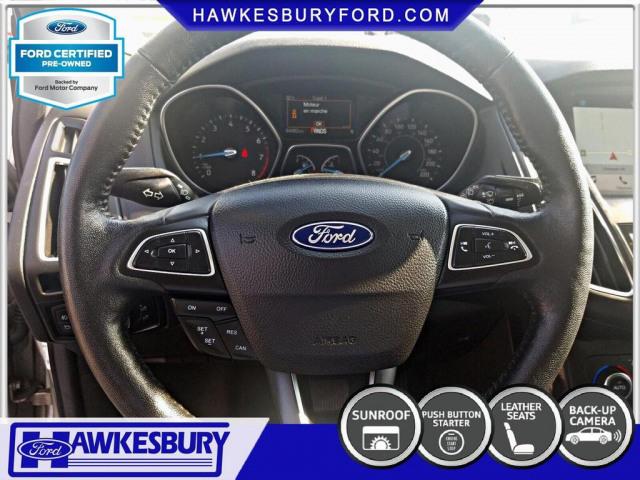 2017 Ford FOCUS TITANIUM HATCHBACK NAVIGATION