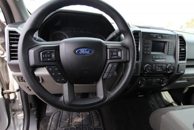 2018 Ford F150 5.0L BASE XLT CREW CAB
