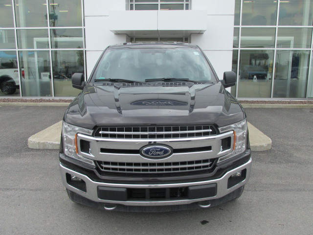 2018 Ford F150 4X4 SUPERCREW TRAILER TOW PACKAGE- XTR PACKAGE