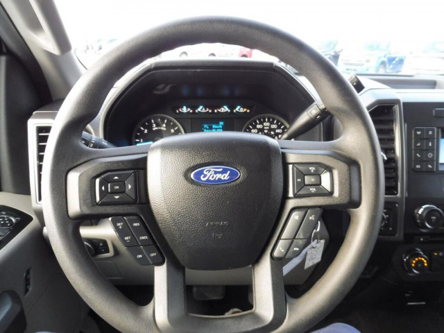 2018 Ford F150 2.7L BASE XLT CREW CAB