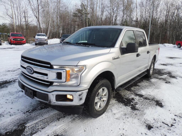 2018 Ford F150 2.7L BASE XLT CREW CAB