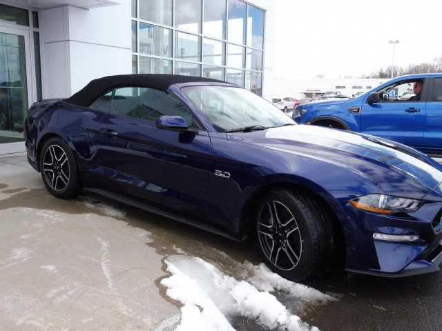 2018 Ford MUSTANG GT CONVERTIBLE PREMIER TRIM PACKAGE