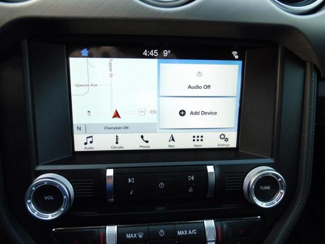 2018 Ford MUSTANG PREMIUM CONVERTIBLE