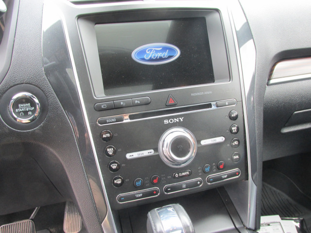 2017 Ford EXPLORER V6 AWD LEATHER SUNROOF
