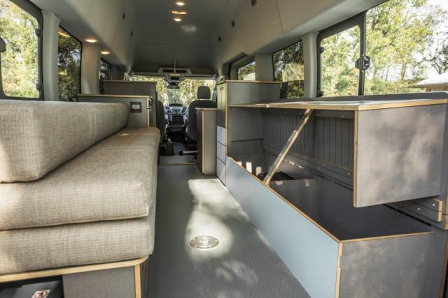 2018 Ford Transit-350 Wilderness Van