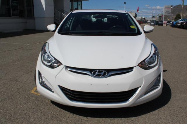 2015 Hyundai Elantra Sport Appearance