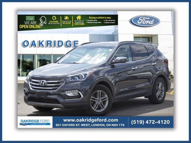 2018 Hyundai Santa Fe Sport 2.4 Premium