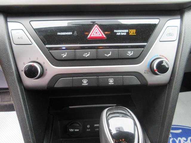2017 Hyundai Elantra Sedan Automatic SE