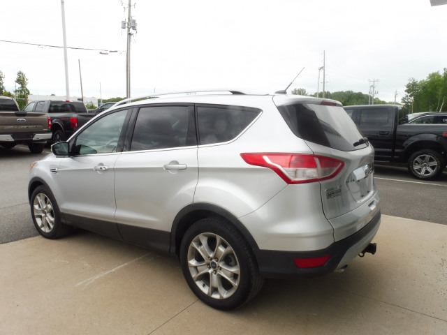 2015 Ford ESCAPE TRAILER TOWING CLASS II