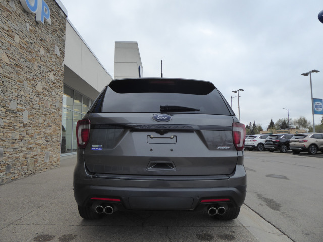 2018 Ford Explorer Sport 4WD w/ 3.5L EcoBoost