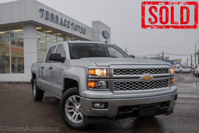 2014 Chevrolet Silverado 1500 LT w/ 1L