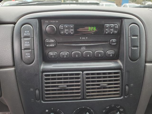 2002 Ford EXPLORER EXPLORER XLS