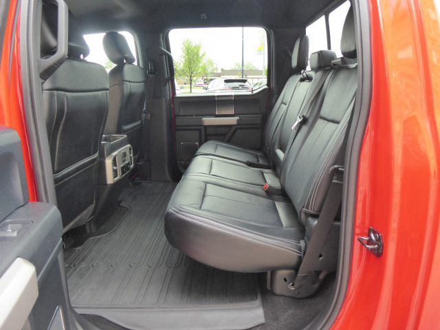 2018 Ford F-150 Lariat 4WD w/ 2.7L EcoBoost Engine