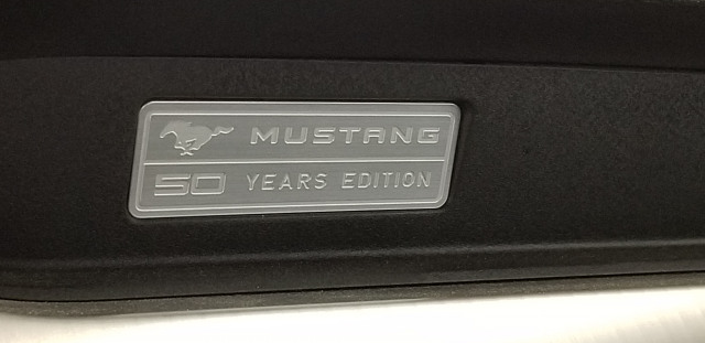2015 Ford MUSTANG GT 50 YEAR