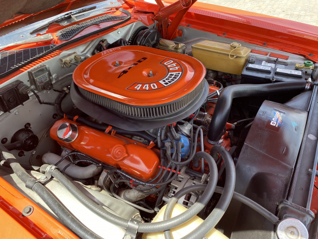 1971 Dodge Charger SE