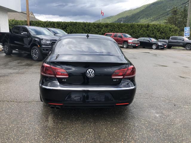 2015 Volkswagen CC Sportline
