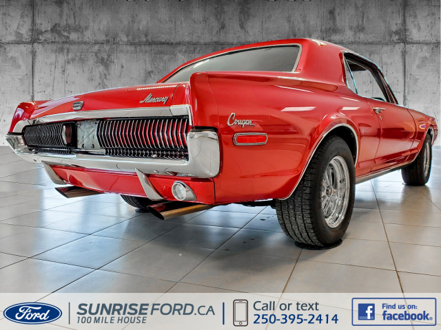 1968 Mercury COUGAR CLASSIC 68 COUPE