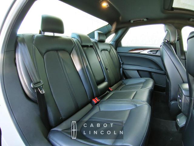 2019 Lincoln MKZ Reserve