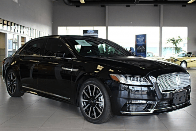 2017 LINCOLN  CONTINENTAL RESERVE *BRAND NEW DEMO*