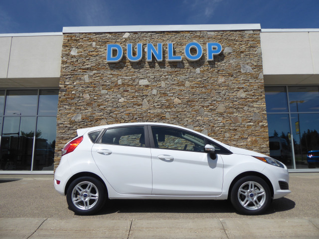 2017 Ford Fiesta SE FWD w/  1.6L Engine