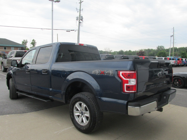 2018 Ford F150 4X4 SUPERCREW PRO TRAILER BACKUP ASSIST- TRAILER TOW PACKAGE