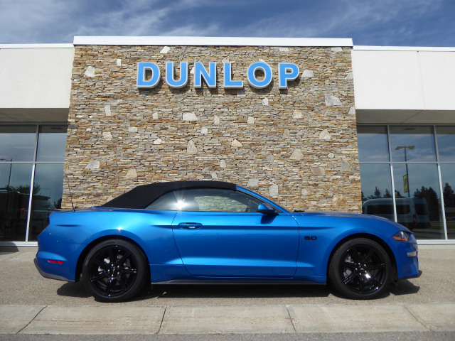2019 Ford Mustang GT Premium w/ 5.0L V8 Engine