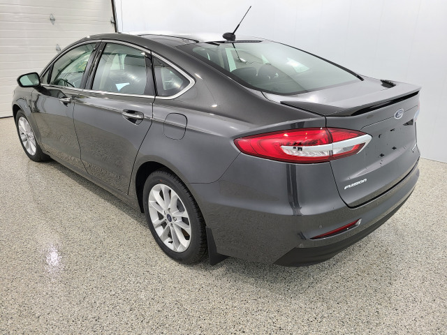 2020 Ford Fusion Hybride rechargeable Titanium