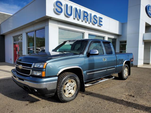 2006 Chevrolet SILVERADO 1500 LS